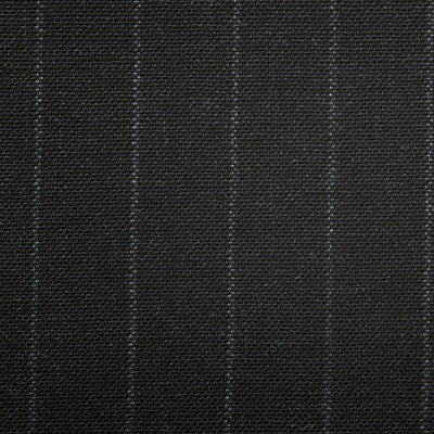 Dugdale Fine Worsted - Grey Chalk Stripe