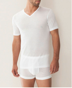 Zimmerli: Royal Classic V-neck Undershirt