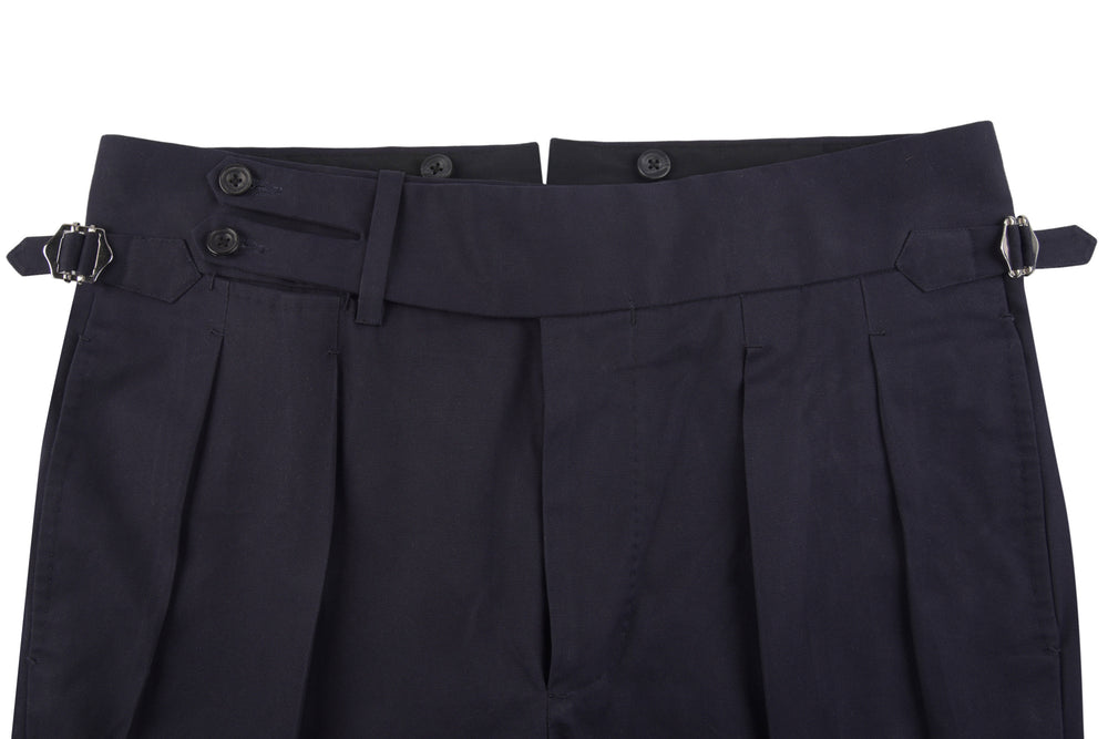 Navy Soft Twill Chino