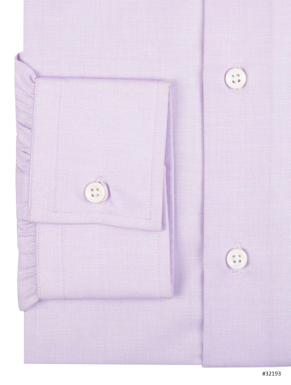 Cotton Poly: Purple End On End