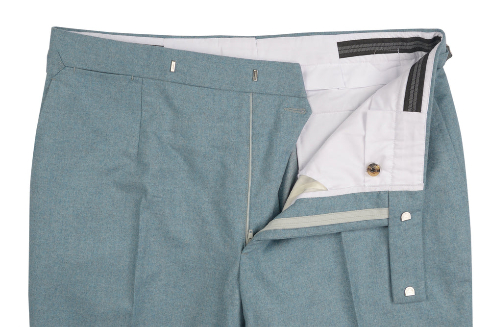 Drapers Sky Blue Flannel Pants