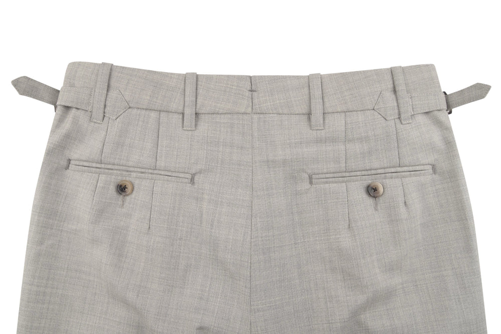 VBC Light Heather Grey Summer Pants