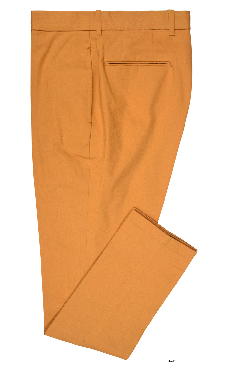 Golden Yellow Stretchable Jeans