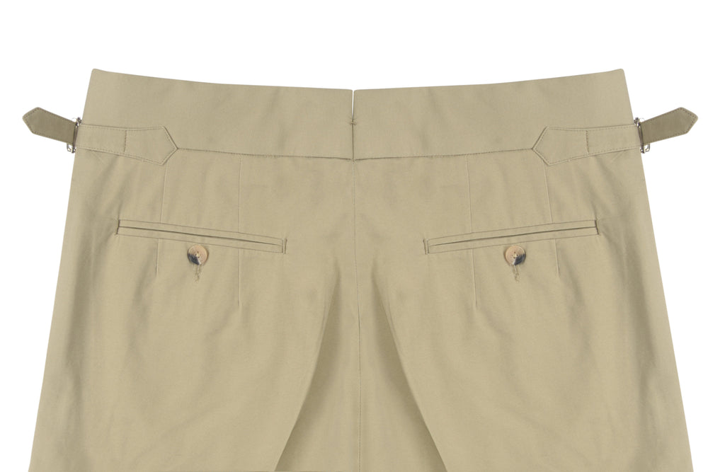Field Drab Soft Chinos
