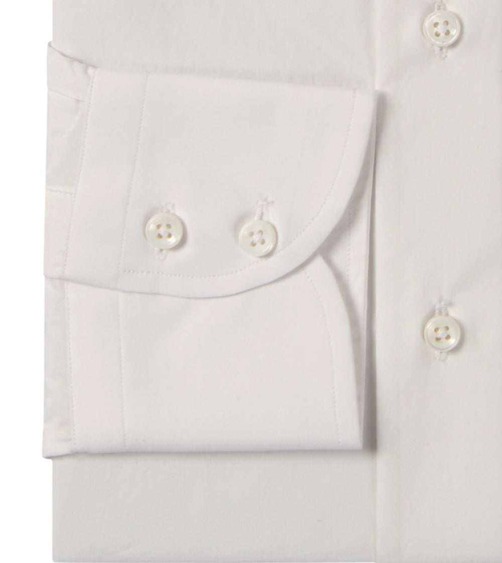 White Every-Day Shirt