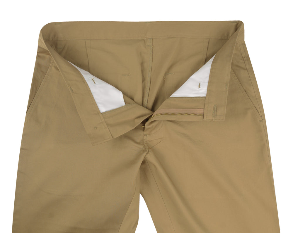 Military Khaki Plain Chino