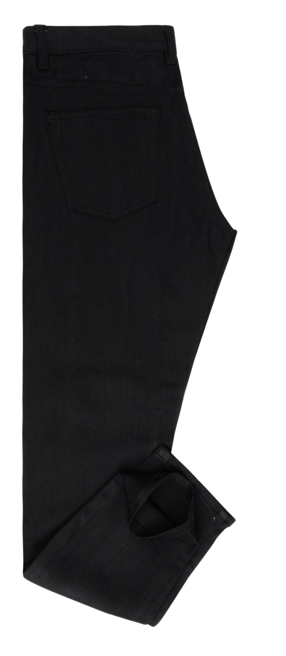Tech Stretch Black Jeans (4139559845943)