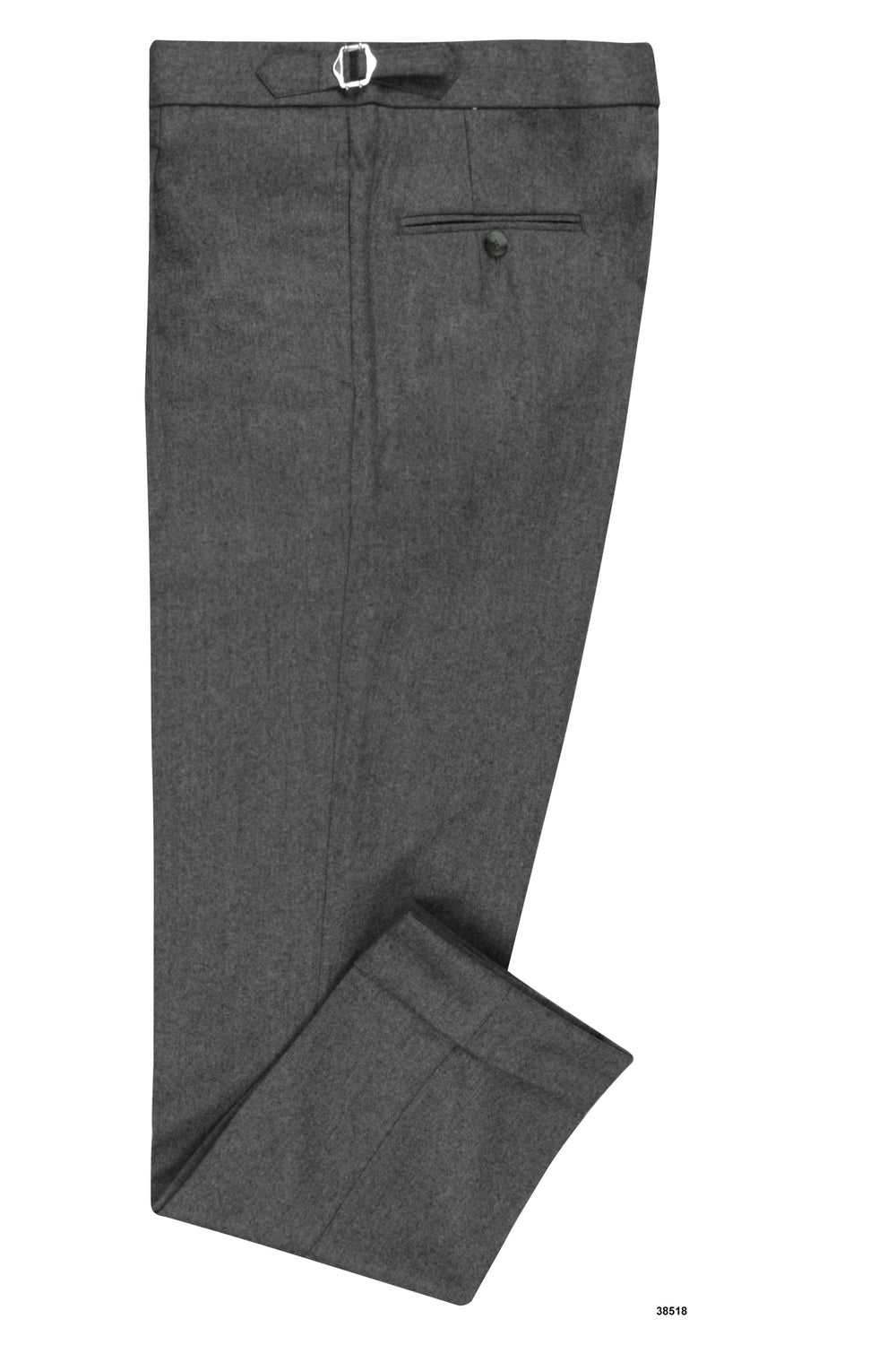 VBC: Mid-Grey Worsted Flannel (4338892505143)