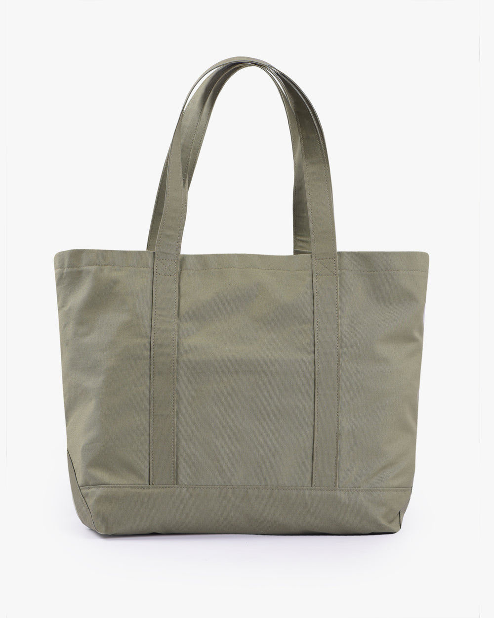 Military Olive Canvas Tote Bag