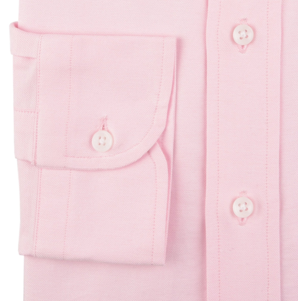Pale Pink Classic Oxford