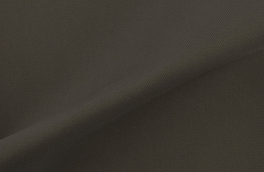 Chino: Loden Brown Twill