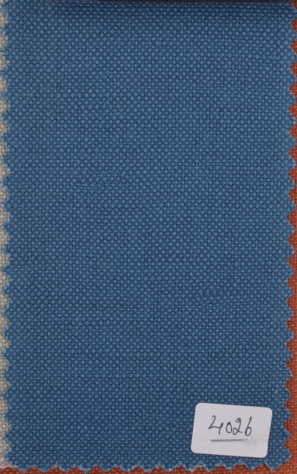 Linen Cotton Canvas: Steel Blue