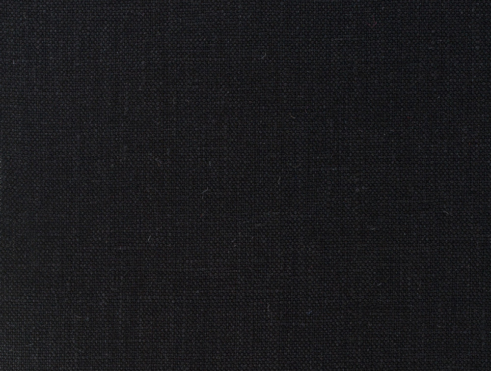 Dugdale Linen:Black Plain