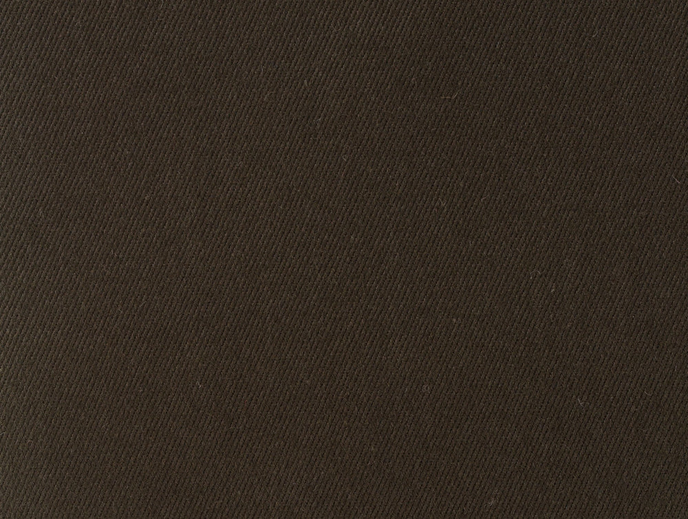 Dugdale Cotton:Chocolate Plain (130014625)