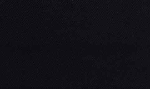 Cashmerello Alumo: Dark Navy Blue Cotton Twill