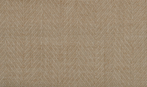 Cashmerello Alumo: Light Beige Cotton Herringbone
