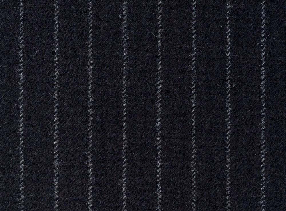 Dugdale Royal Classic - Navy Narrow Subdued Chalk