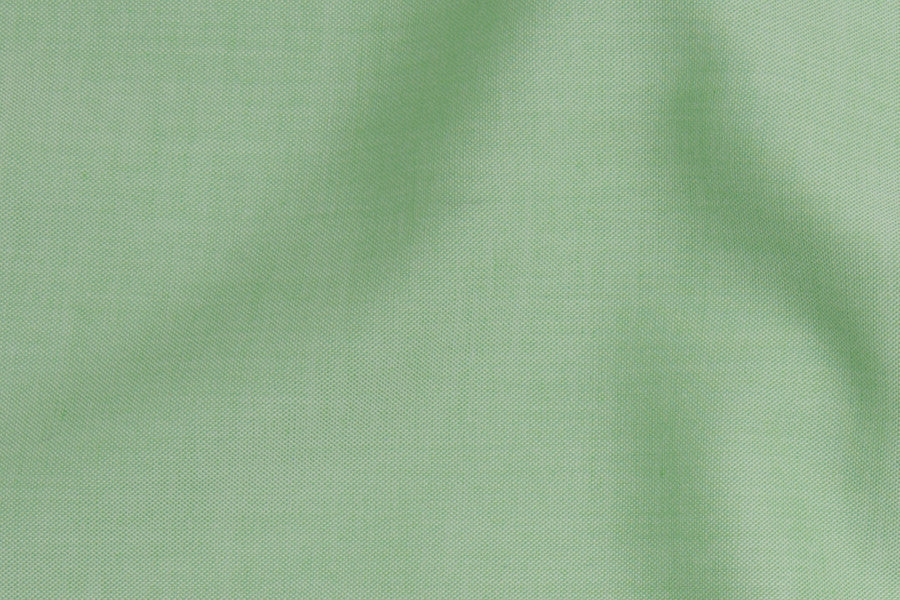 Light Pistachio Green Dress Chambray