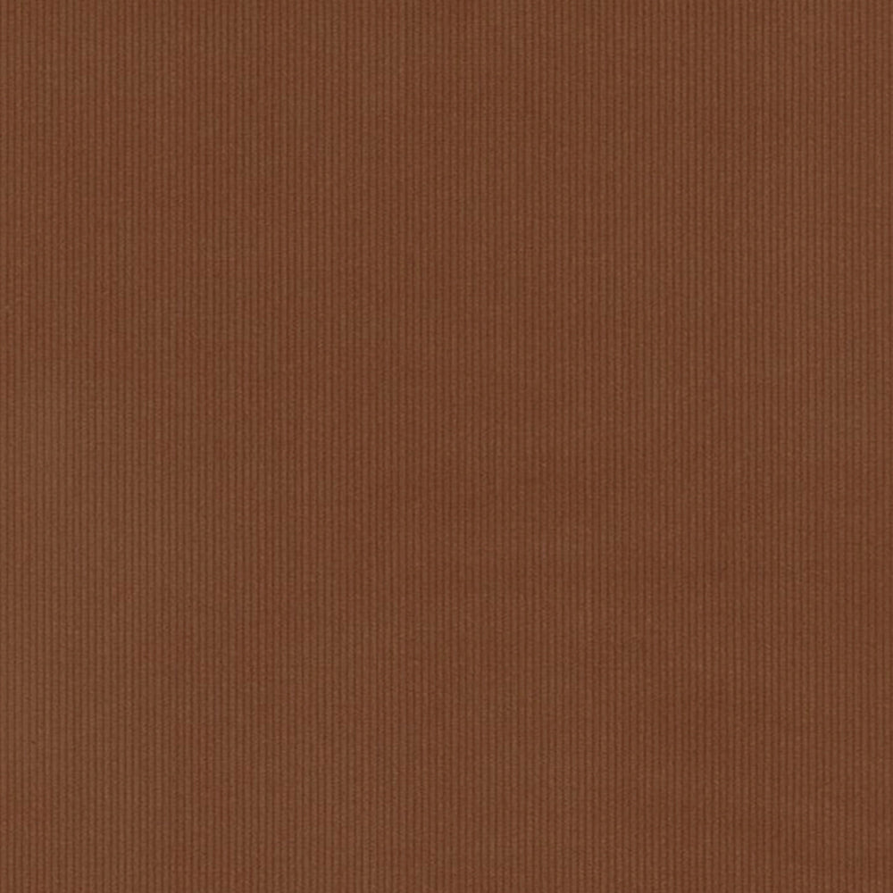 Brisbane Moss Cinnamon Brown Needlecord