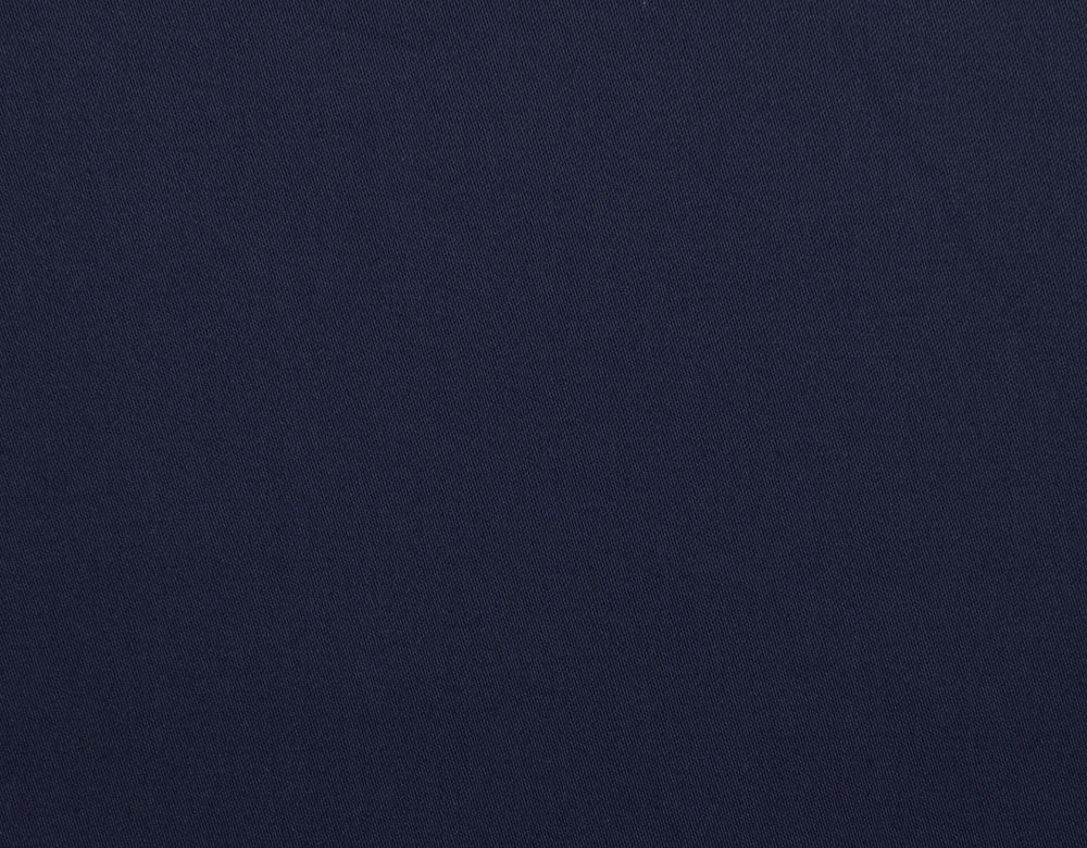 Navy Blue Plain Soft Chino