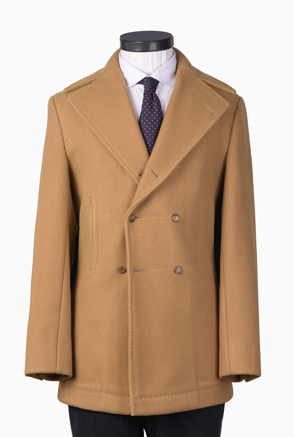 Luxire Wool Overcoat