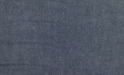 Indigo Canvas Oxford