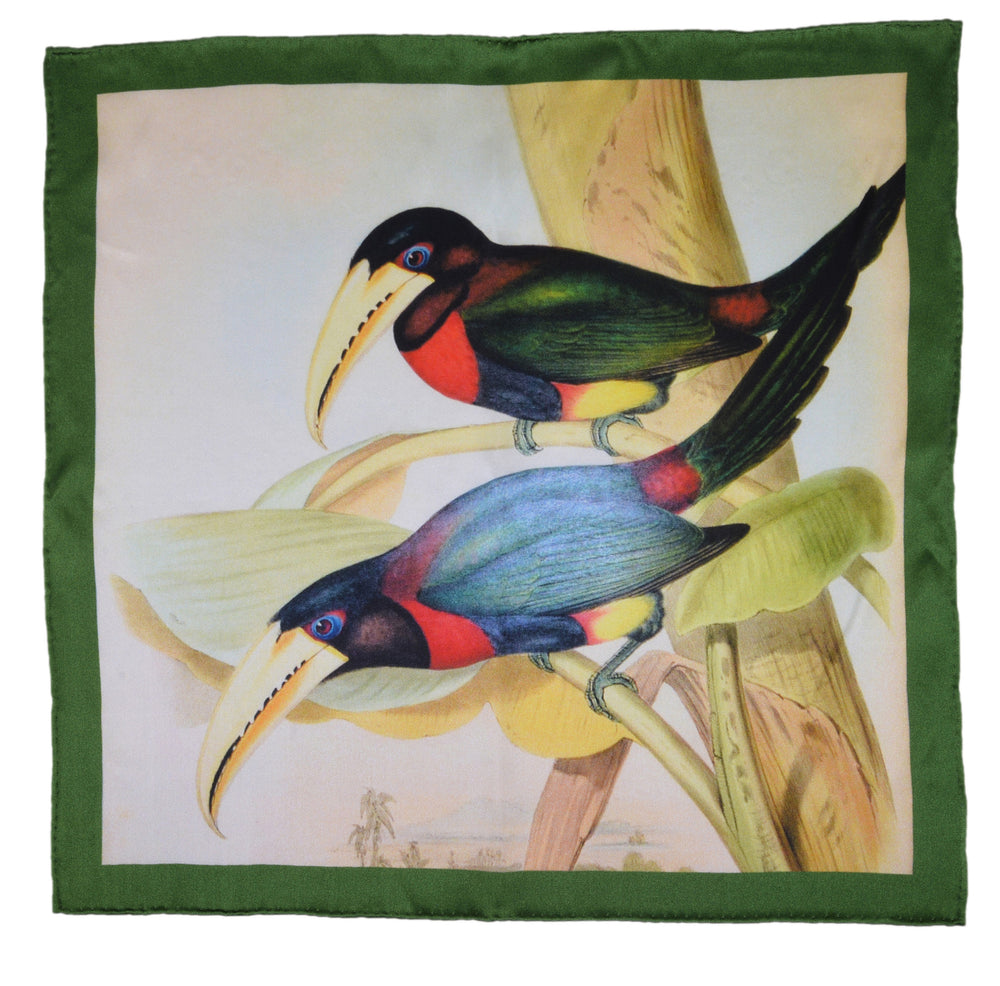 Pocket Square - Birds (3534695044)