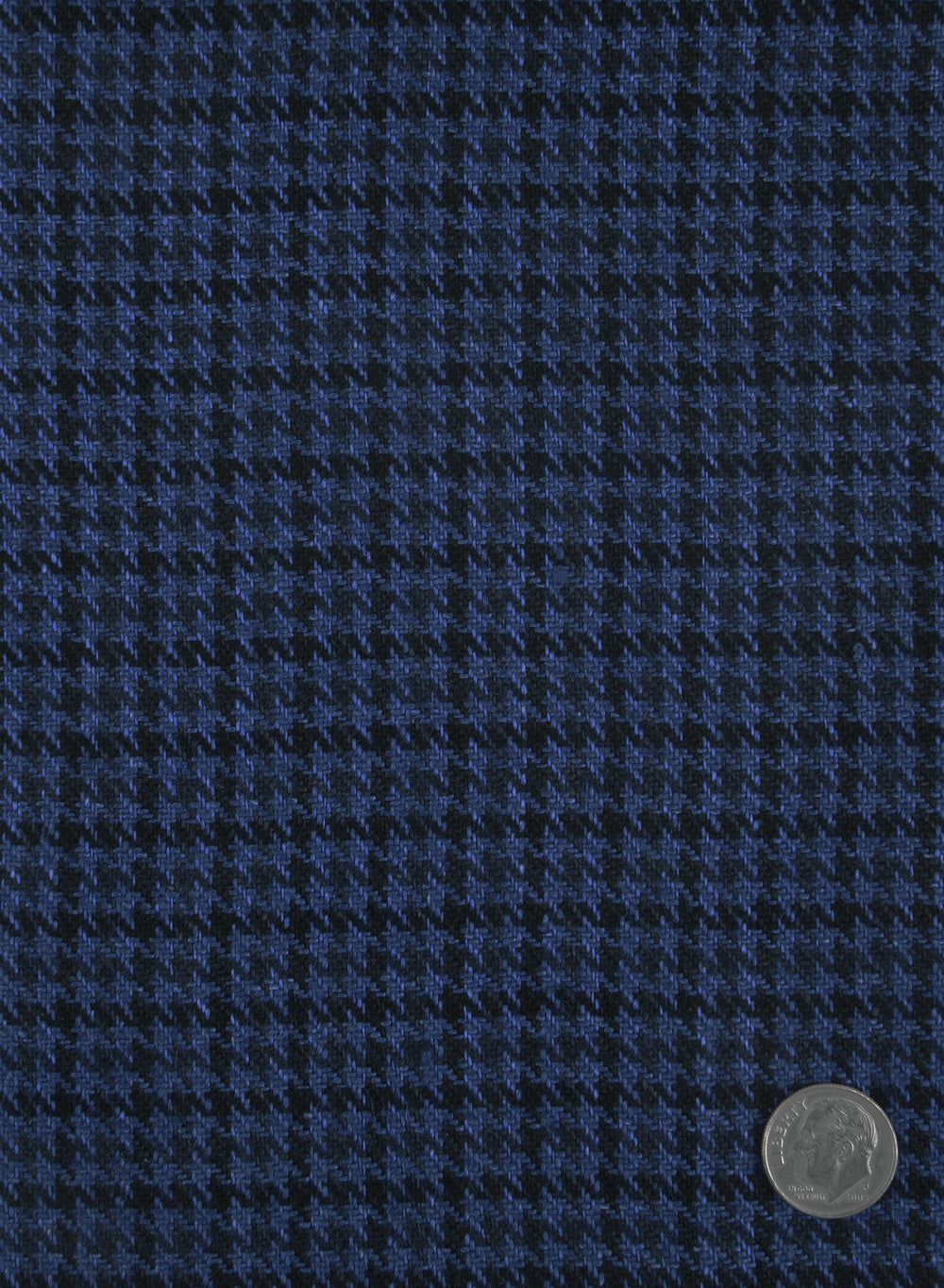 Dugdale Blue Brown & Black check