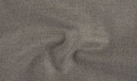 EThomas Wool Cashmere: Brownish Grey Twill Jacket