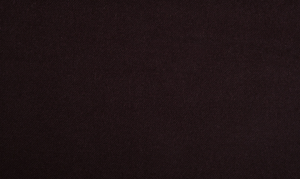EThomas Wool Cashmere: Chocolate Brown