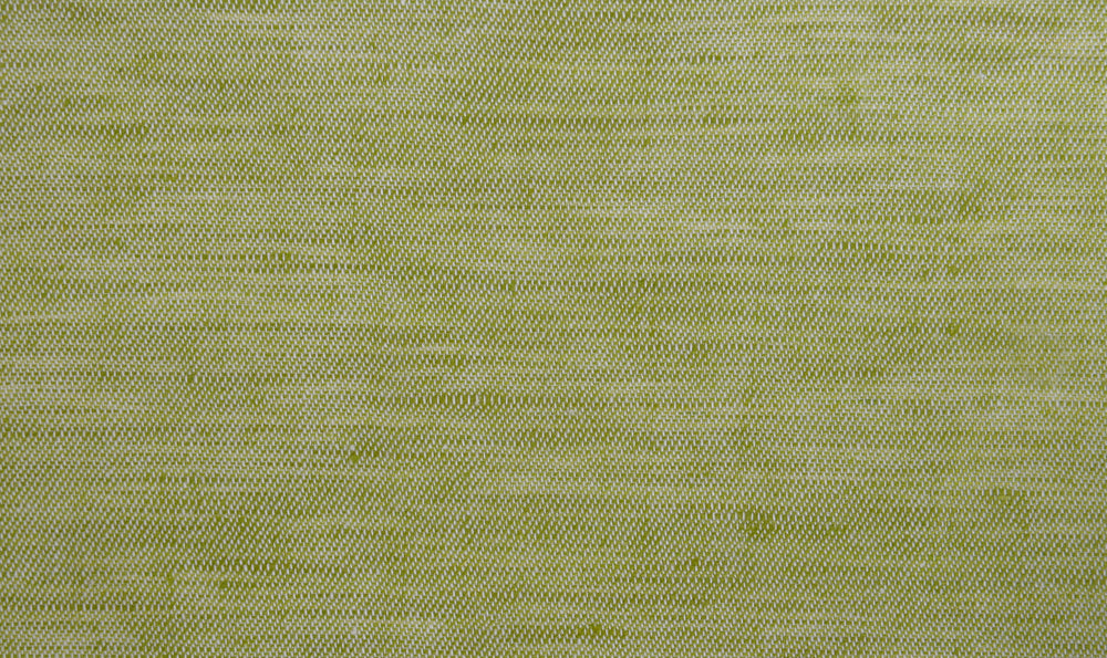 Cotton Linen: Light Green Chambray