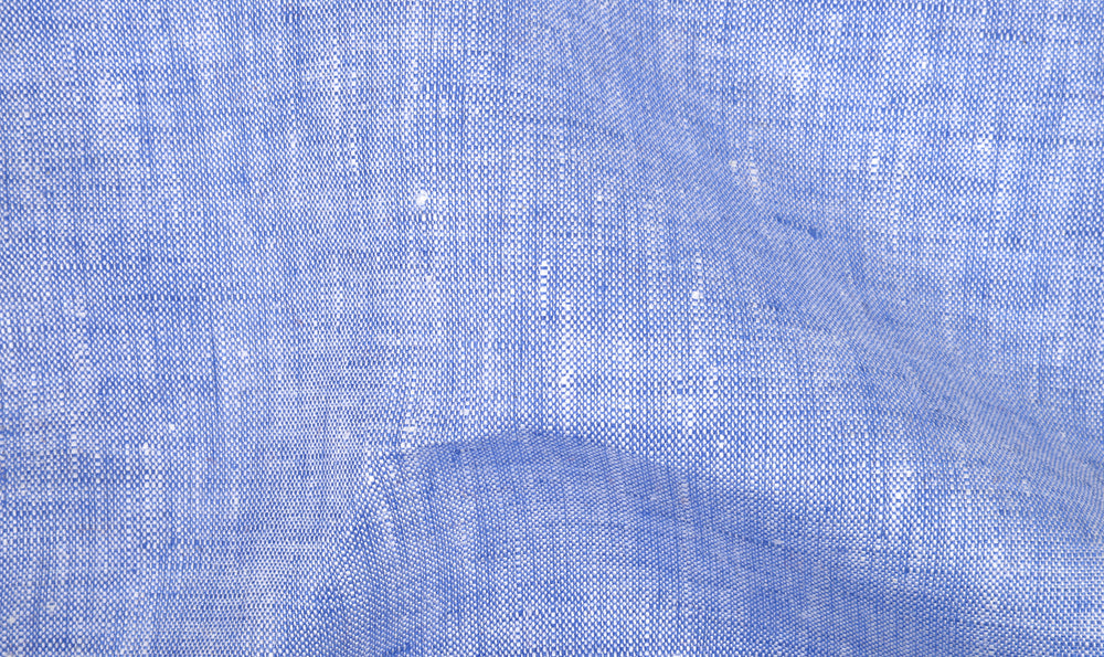 Linen: Classic Blue Chambray