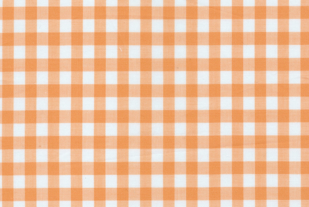 Light Orange Gingham (103491421)