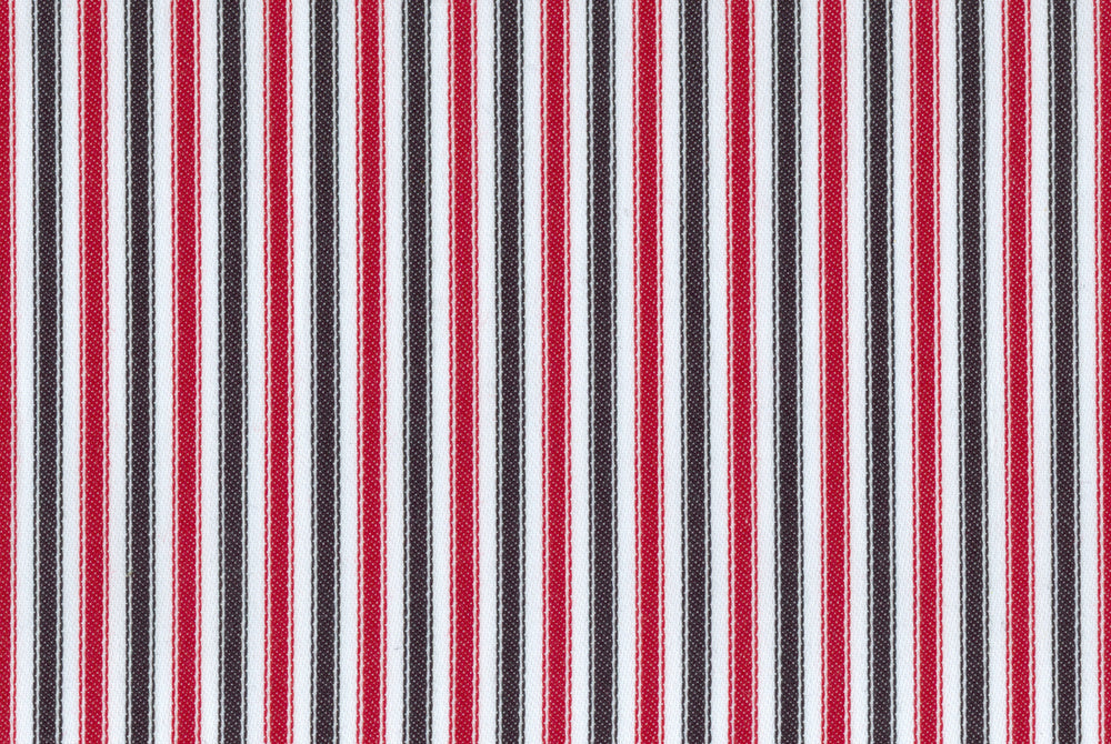 Red Black Candy Stripes