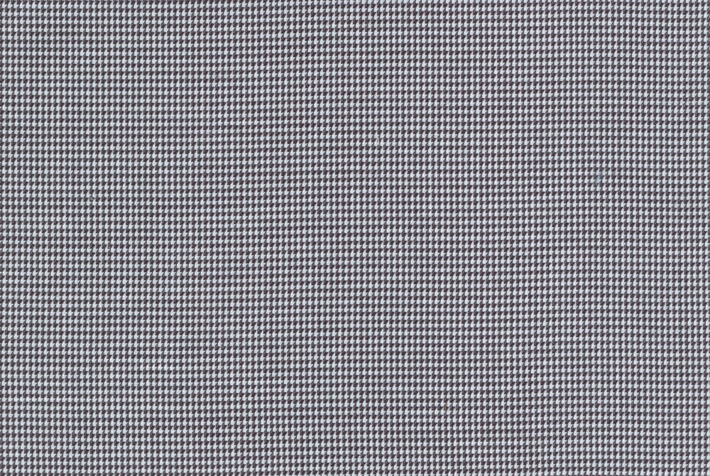 Black White Houndstooth