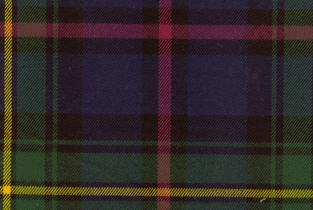 Traditional Green Tartan Heavy Flannel