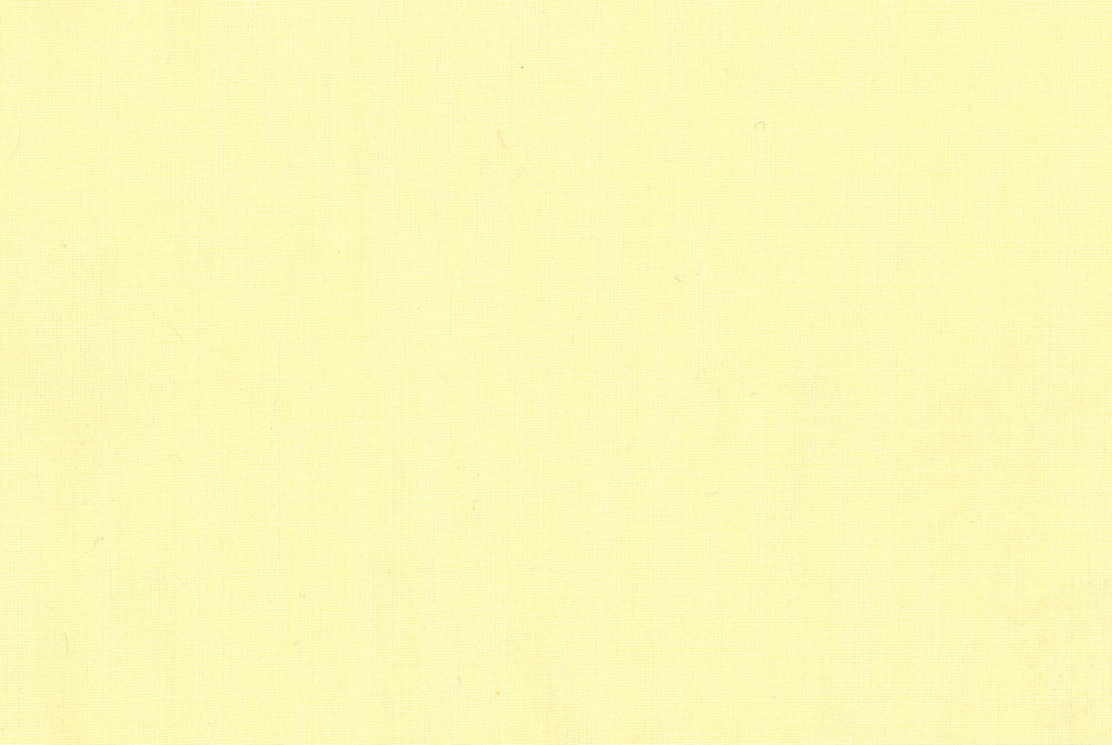 Yellow Plain Poplin 140/2