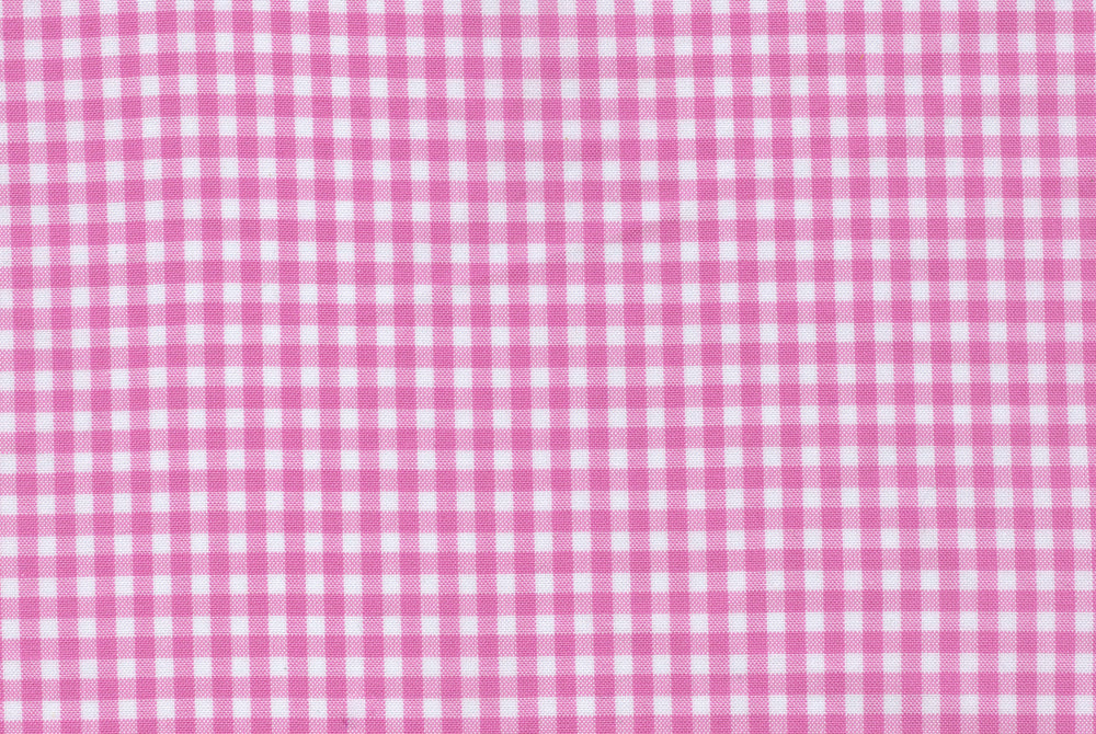 Pink Small Gingham (104569579)