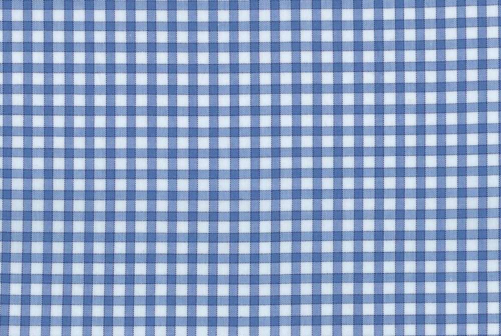 Blue Shadow Gingham (112636306)