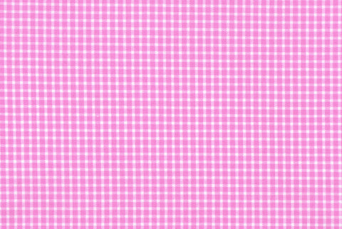 Pink Small Checks