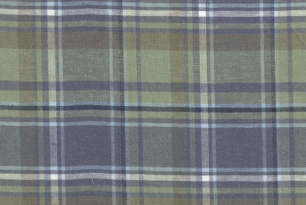 Green Grey Light Plaid
