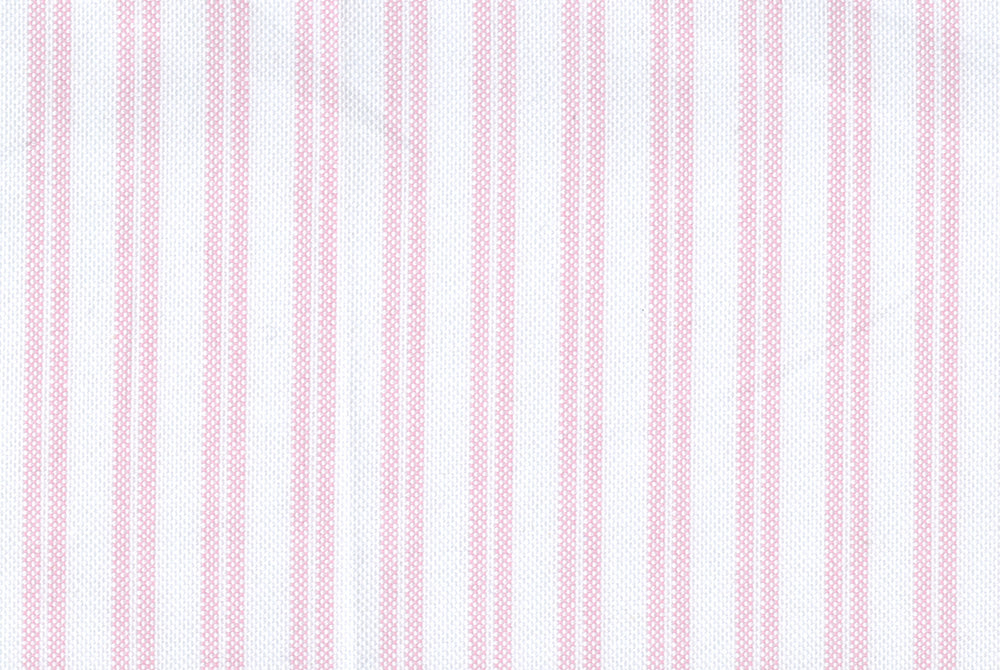 Pink Shadow Bengal Stripes Oxford