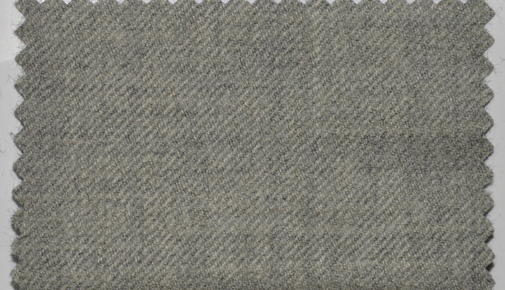 Holland Sherry Classic Worsted Flannelsilver Light Grey Flannel