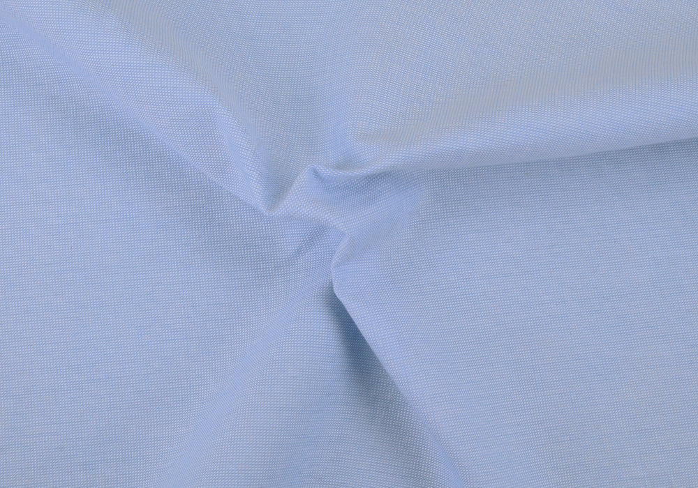 Blue Dress Shirt End on End