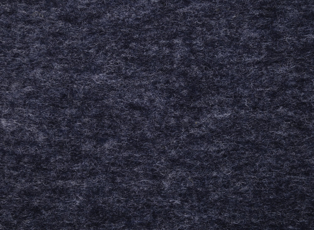 Indigo Wool flannel Work Shirt