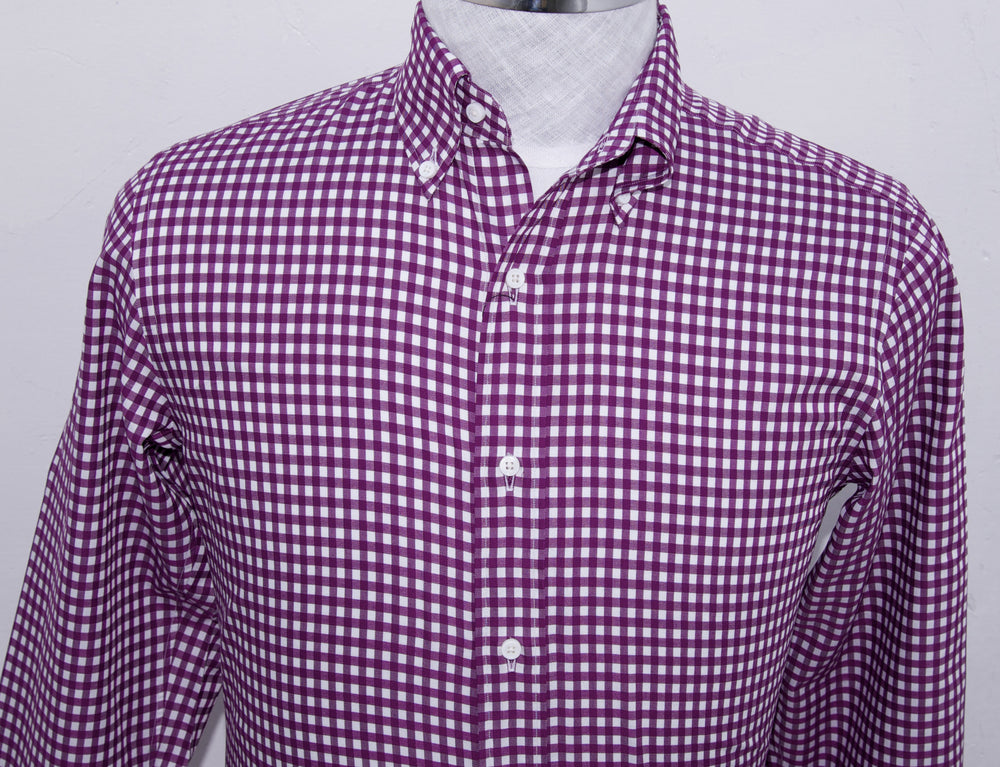 Monti Soft Purple Small Gingham