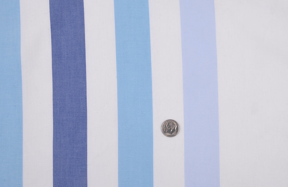 Wide Shades Of Blue Stripes (3804160708)