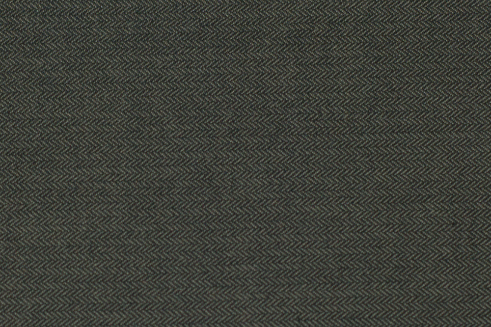 Beige Black Herringbone (154584123)