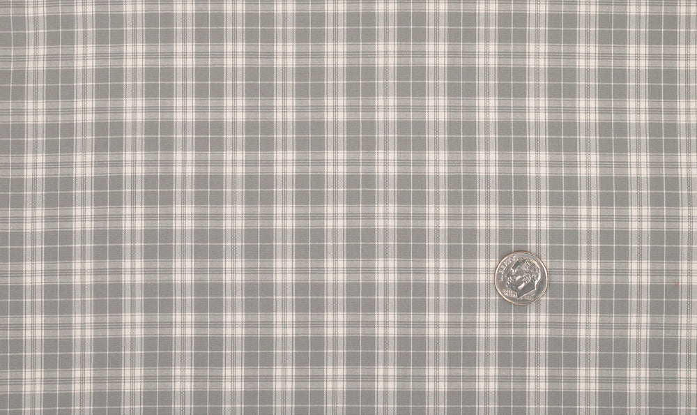 Grey Off-White Tattersall Checks (4572322244)