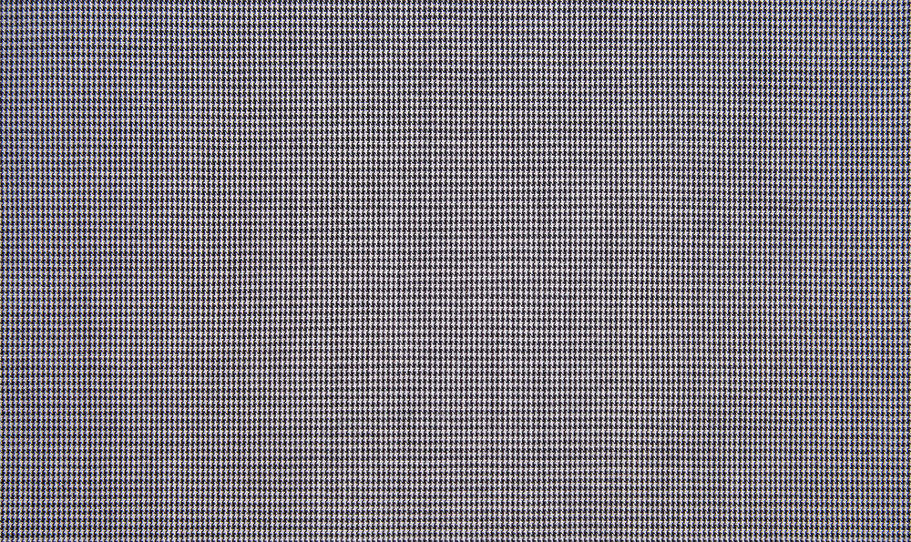 Grey Micro Houndstooth